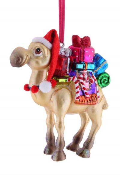 Gift Company - Kamel mit Geschenken