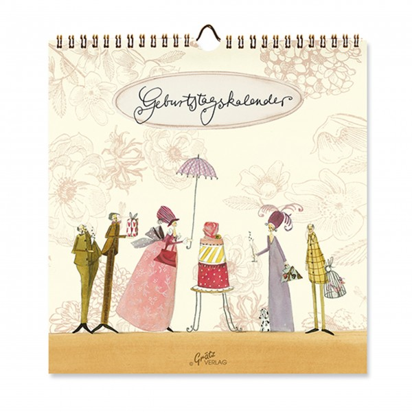 Silke Leffler - Geburtstags-Kalender