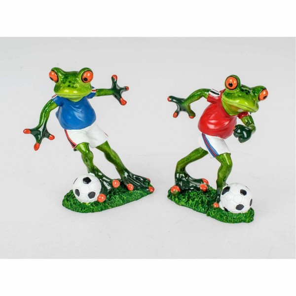 Formano Frosch Fußball (rotes Trikot)