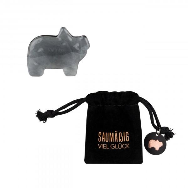 Räder Silvester Glückssäckchen - Schweinchen