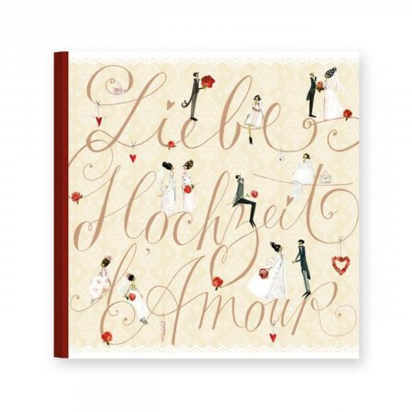 "Silke Leffler - Gästebuch ""L'Amour"""