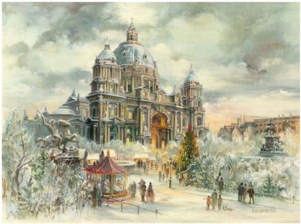 Adventskalender Berliner Dom