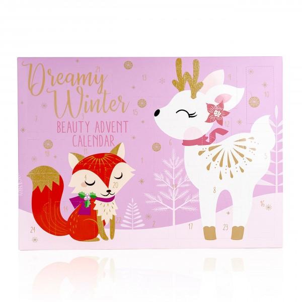 Accentra Beauty - Adventskalender Dreamy Winter - Fuchs und Rehlein