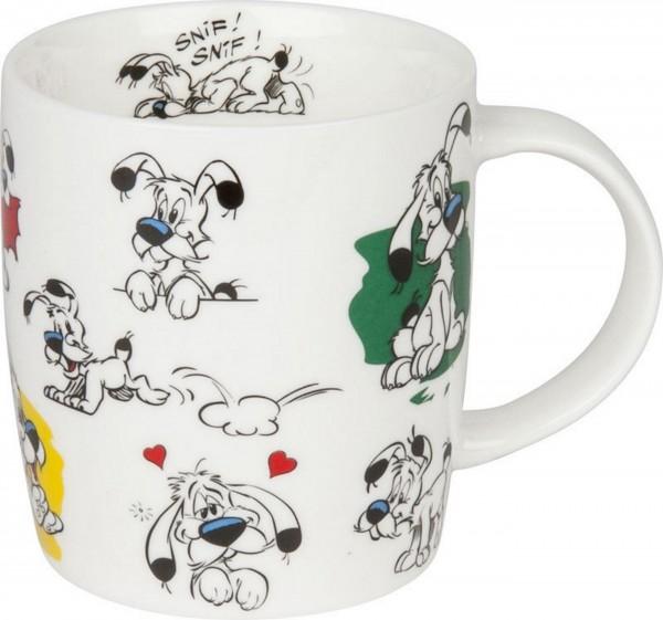 Becher Asterix... Snif! Snif!