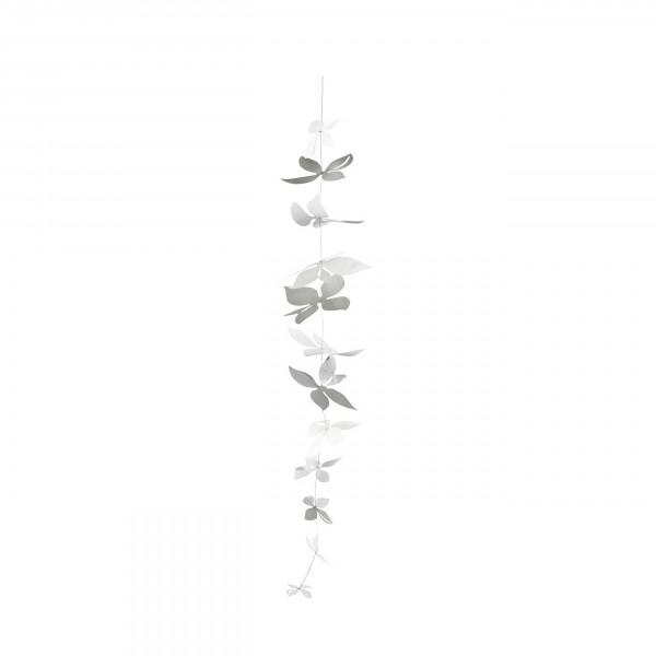 """Blütenkette """"Silver Blossom"""""""