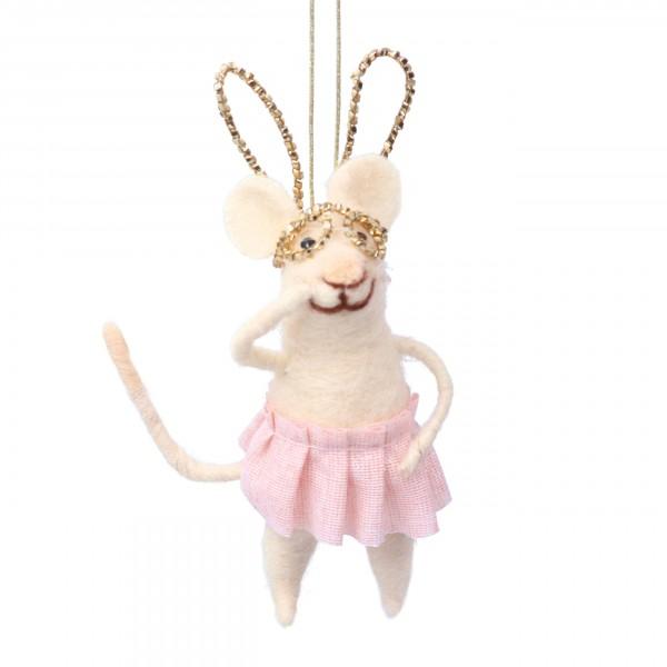 Gisela Graham - Anhänger, Bunny Ballerina - Osteranhänger