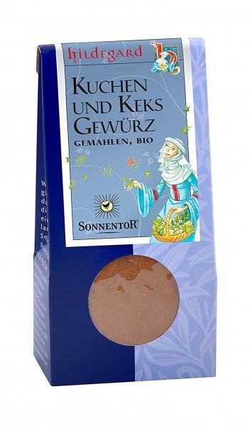 Sonnentor - Hildegard von Bingen Kuchen & Keksgewürz