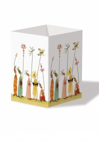 Silke Leffler - Transparentleuchte, Promnade
