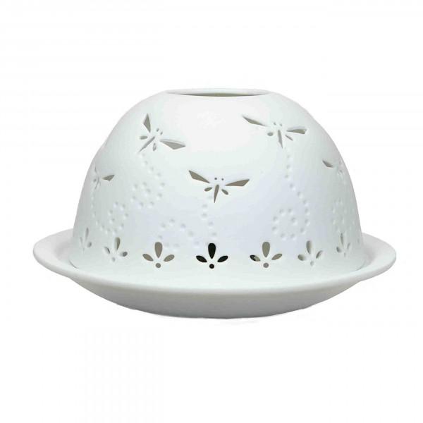 """Dome-Lights """"Libellen"""", weiß"""