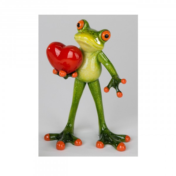Formano - Frosch mit Herz