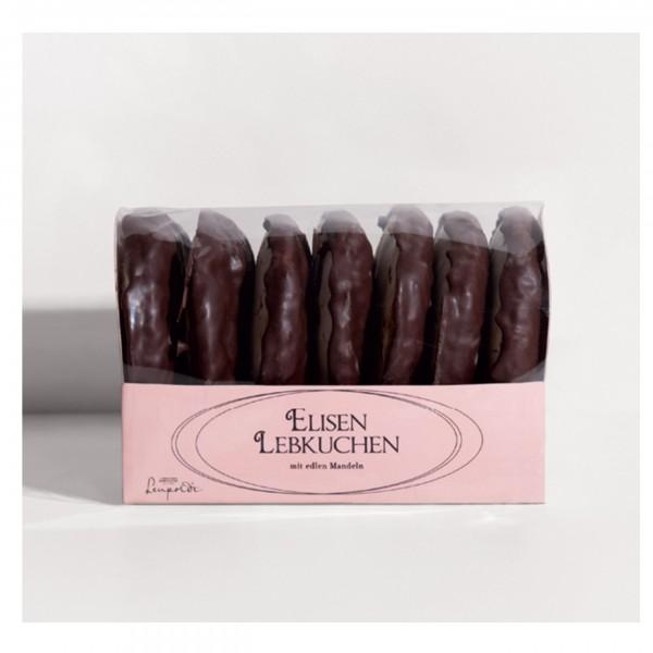 Leupoldt - Feine Elisen Lebkuchen mit 25% Mandeln, 200g 2er Pack