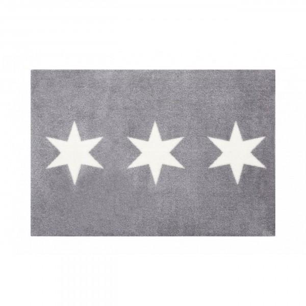 Fussmatte - Gift Company, Stars, grau
