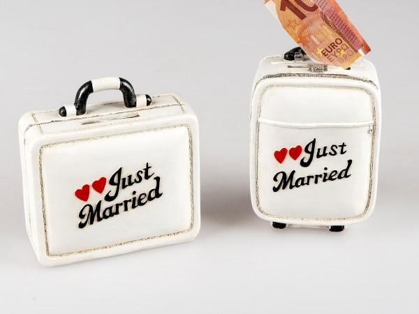 Formano Spardose Just Married, Hochzeit