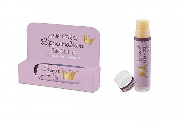 Geschenk für Dich :-) Lippenbalsam - Queen of the Day