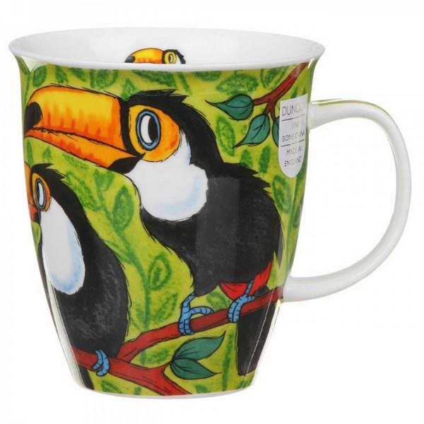 Dunoon Nevis Becher - Tropicals - Toucans (Tukan)