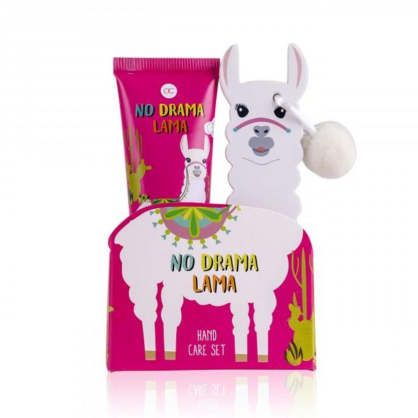 Accentra - Handpflegeset LAMA in Geschenkbox , Duft: Erdbeere & Vanille, 30 ml
