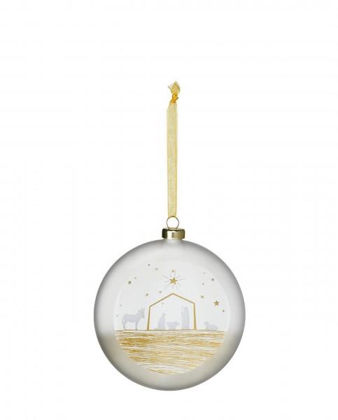 Räder Weihnachtszauber Frost Medallion Krippe