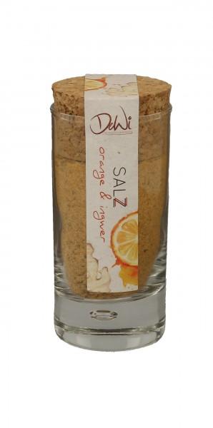 DeWi - Orangen-Ingwer-Salz