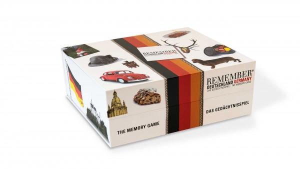 """Remember 44 """"Deutschland"""" Gedächtnisspiel"""