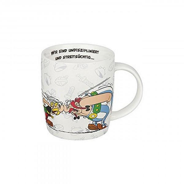 Becher Asterix... Aber wir lieben unsere Freunde!
