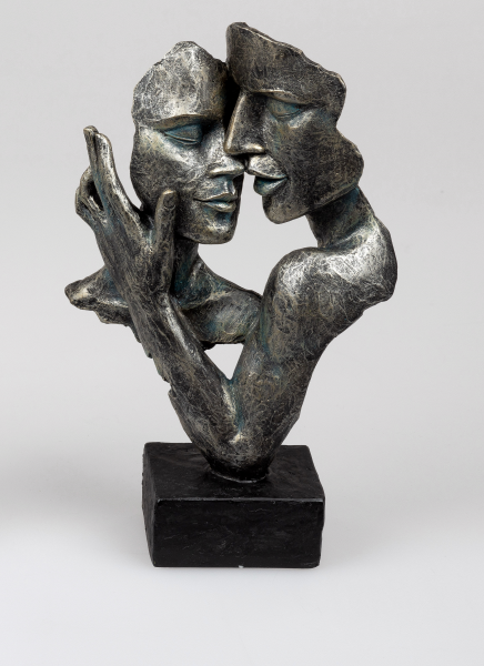 Formano Skulptur - Deko-Büste Paar, 32 cm, Liebe