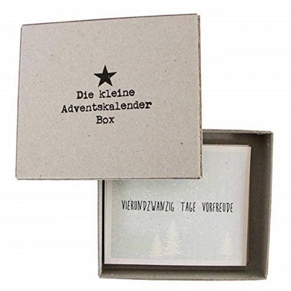 Adventskalender Box - Good old Friends