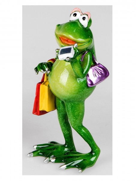 """Formano Froschlady """"Shopping-Tour"""""""