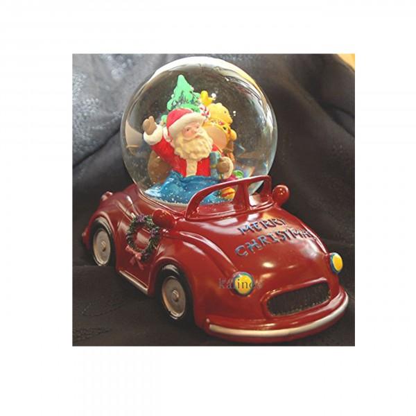 "Gisela Graham - Spieluhr ""Santa in car"""
