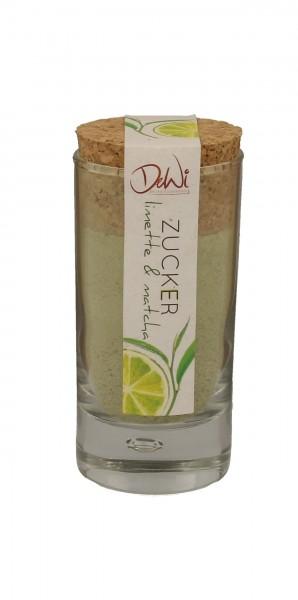 DeWi - Limette & Matcha Zucker