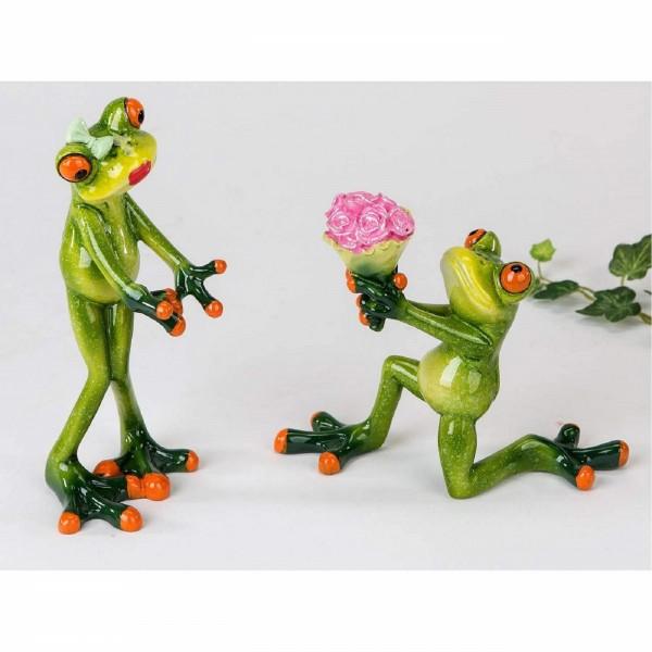 "Formano Froschpaar ""Der Heiratsantrag"""