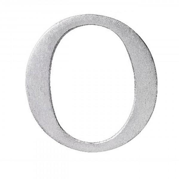 Aluminium Buchstabe O