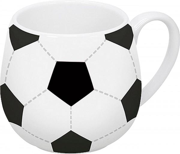 Kuschelbecher Fußball