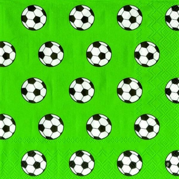 """Ihr Lunch-Serviette - Footie """"Fußball"""""""