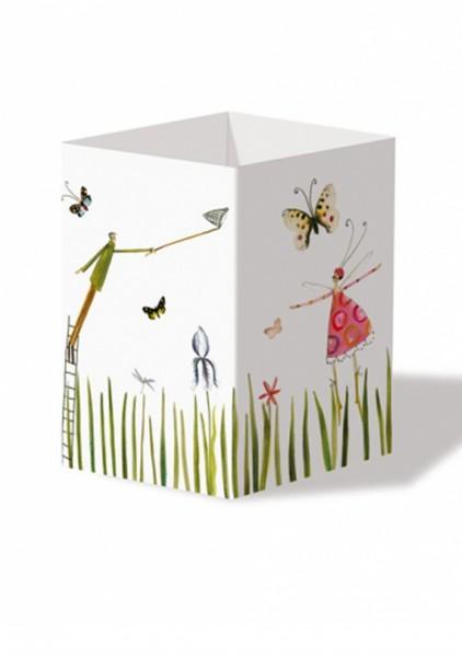 Transparentleuchte, Schmetterlinge