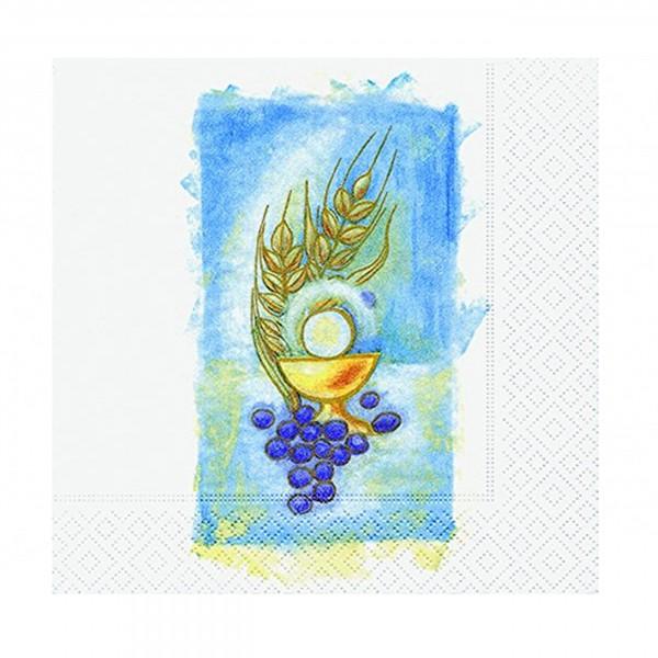 Serviette Kommunion/Konfirmation, Peace