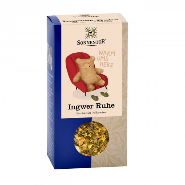 Sonnentor - Ingwer-Ruhe Tee - 60g