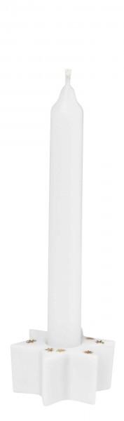 räder Winterzeit Minikerzenhalter (Stern)