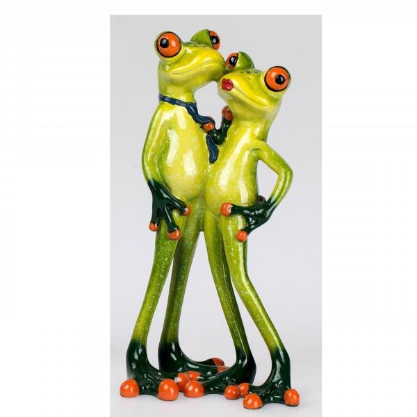 Formano Froschpaar Kisses
