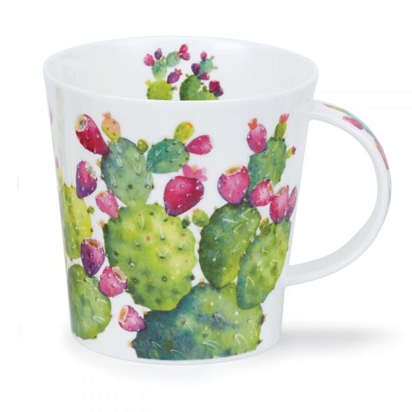 Becher Dunoon Cairngorm Cacti Single