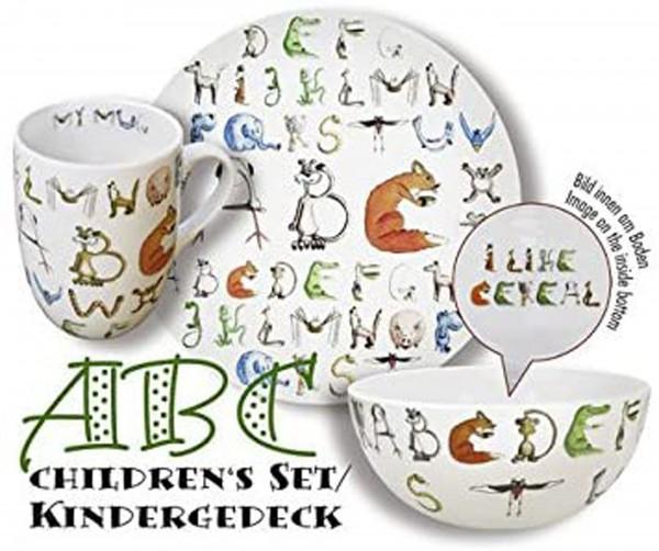 Könitz Kindergedeck ABC (3er Set)