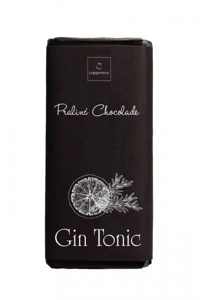 Coppeneur Handgeschöpfte Praliné-Chocolade mit Gin Tonic