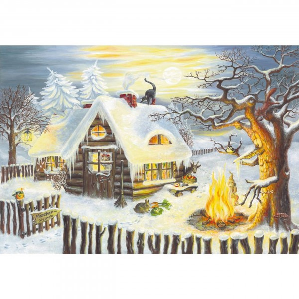 Adventskalender Märchen