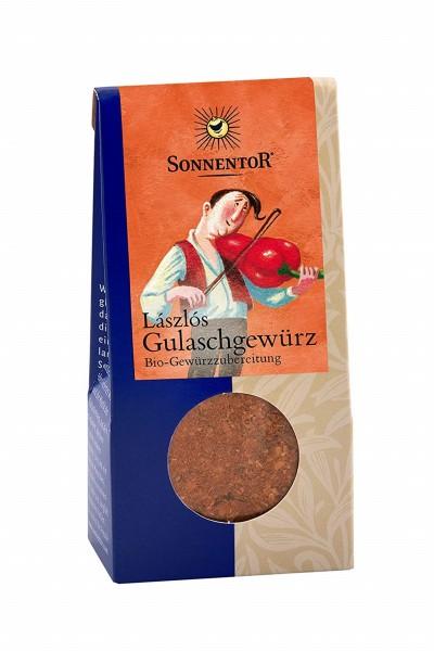 Sonnentor - Lászlós Gulaschgewürz, 50g BIO