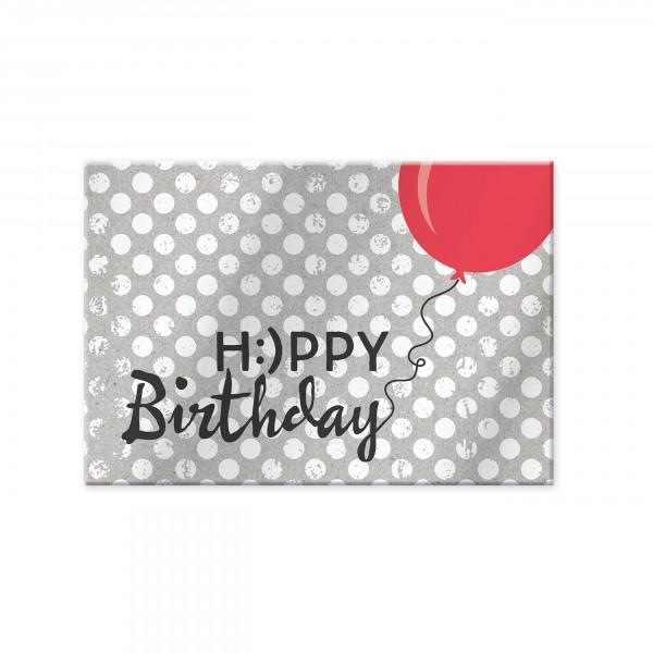 "Magnet ""Happy Birthday"""