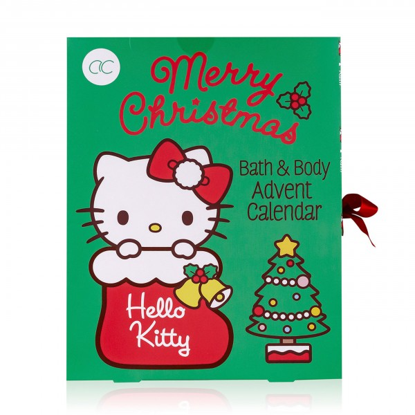Accentra Beauty - Adventskalender Hello Kitty - aufklappbar