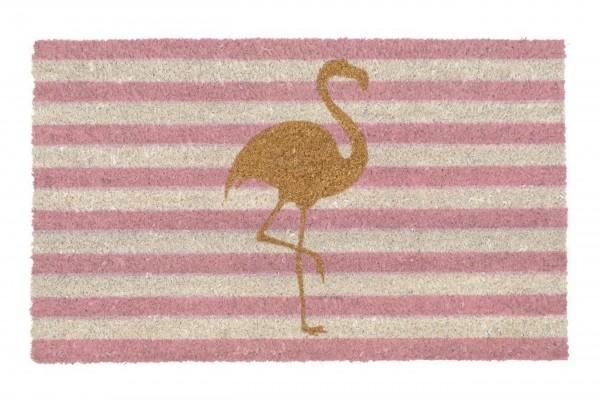 Fussmatte - Gift Company, Flamingo Glitzer