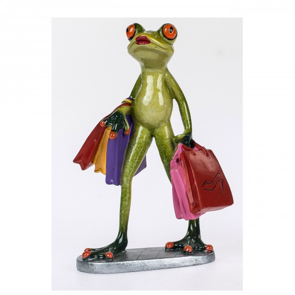 Frosch-Lady, Ladies Day