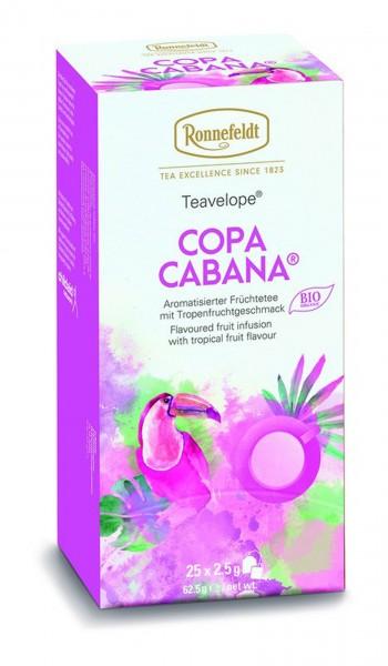 Ronnefeldt - Teavelope Copa Cabana - BIO-Früchtetee