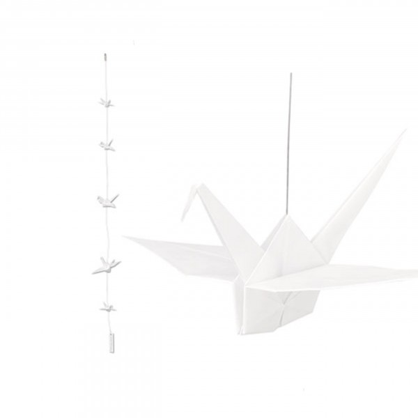 Räder Origami Kranich Kette