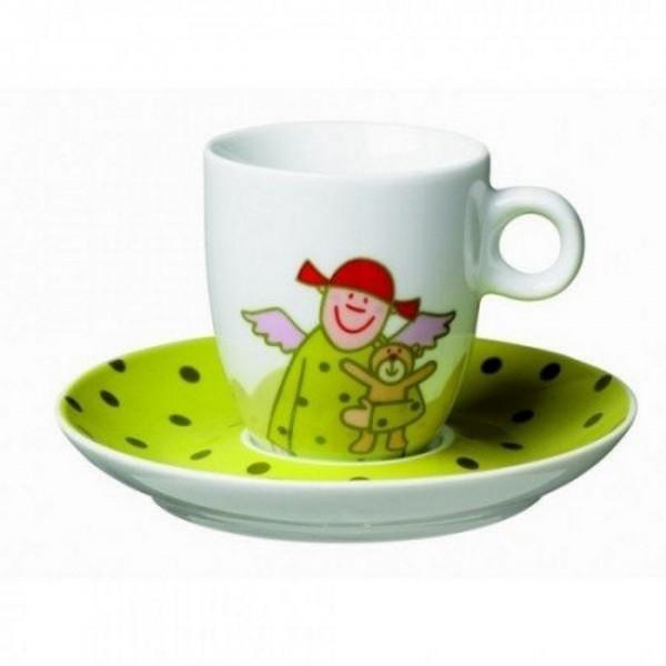 Himmlische Schwester, Kaffeetasse-Pauline